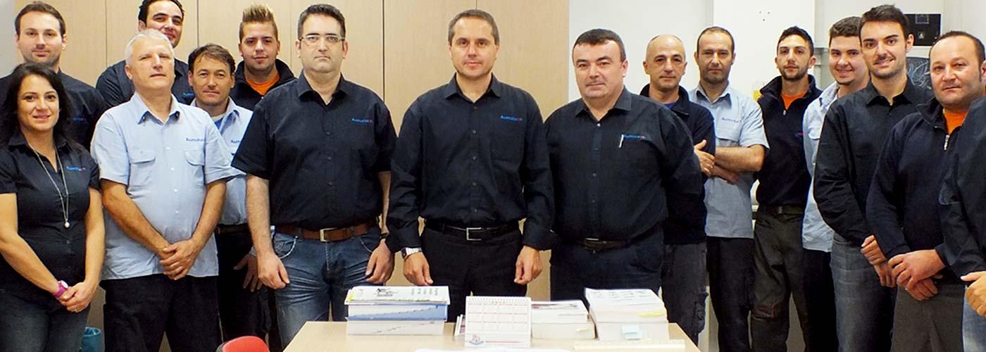 Aumatech, società di ingegneria per il mercato dell'automotive