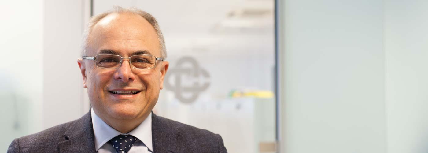 Donato, vice presidente BCC Atestina e presidente Mutua Crescere Insieme