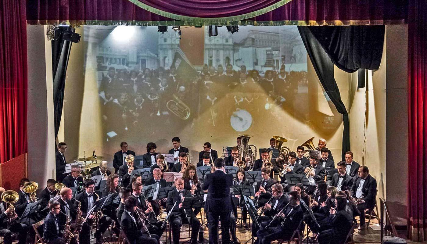 Banda città di Castignano (AP)