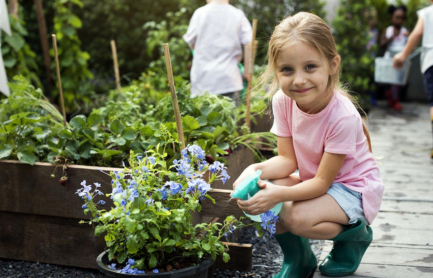 didattica outdoor orto